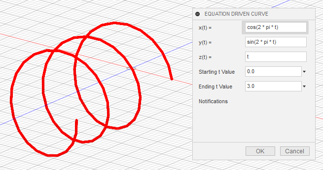 Addin For Equation Driven Curves Autodesk Community Fusion 360
