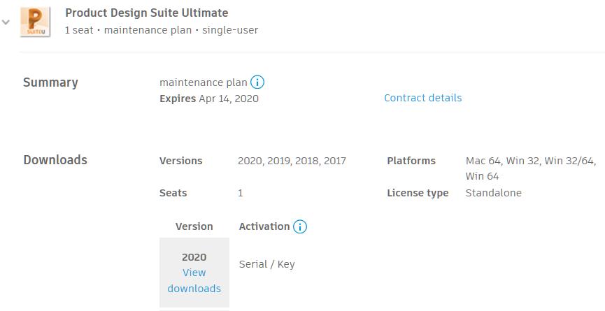 Autodesk Product Design Suite Ultimate 2019 Mac