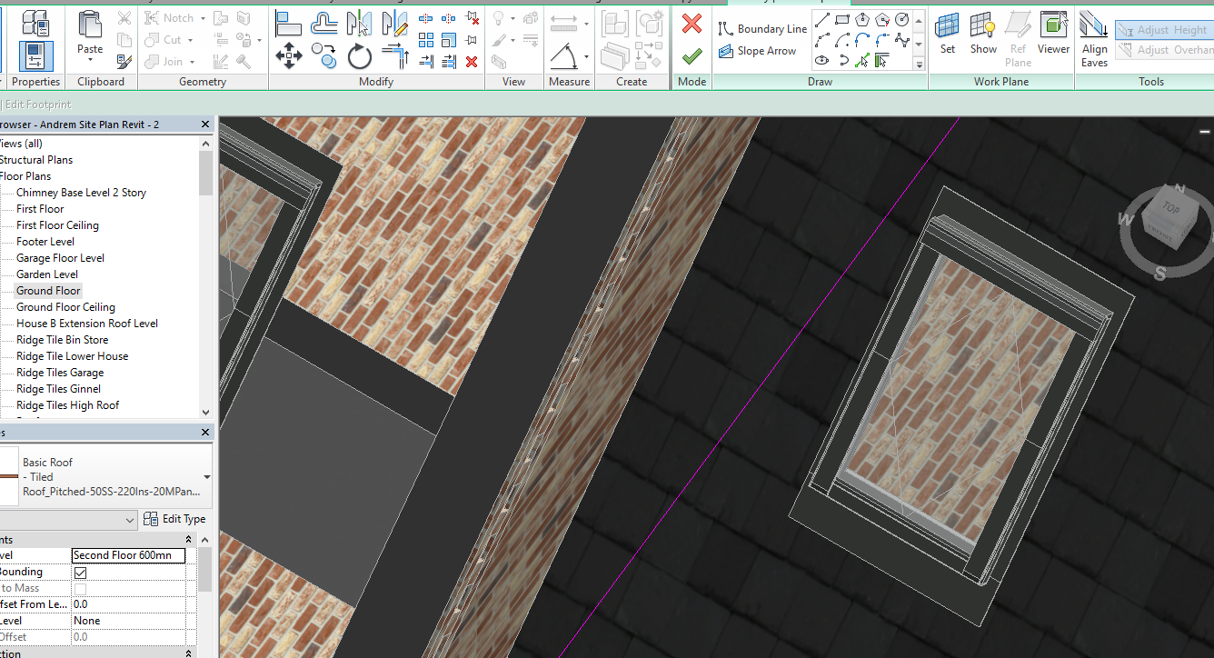 Solved: Roof Not Overhanging Properly - Autodesk Community - Revit Products