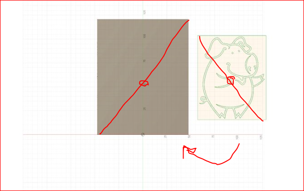 Solved Centering An Svg So Frustrating Autodesk Community Fusion 360