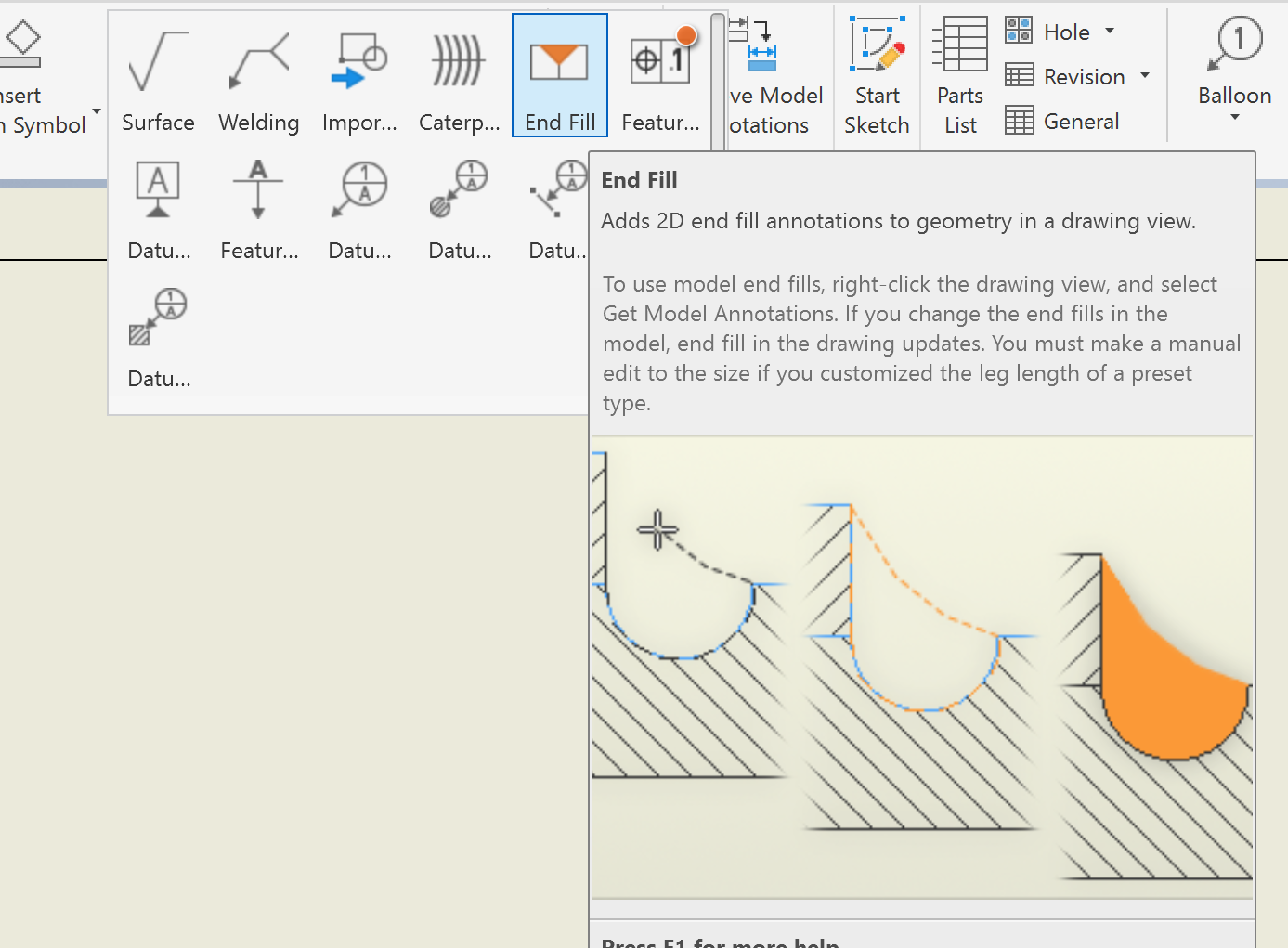 Weld bead colors in Drawing - Autodesk Community