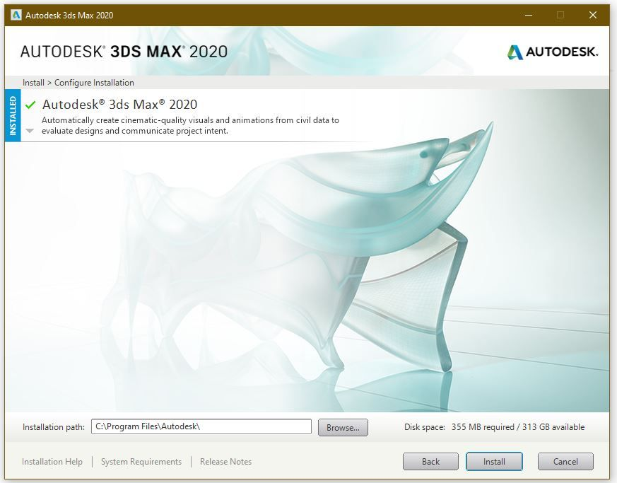 Autodesk 3ds Max 2020 Cheap License