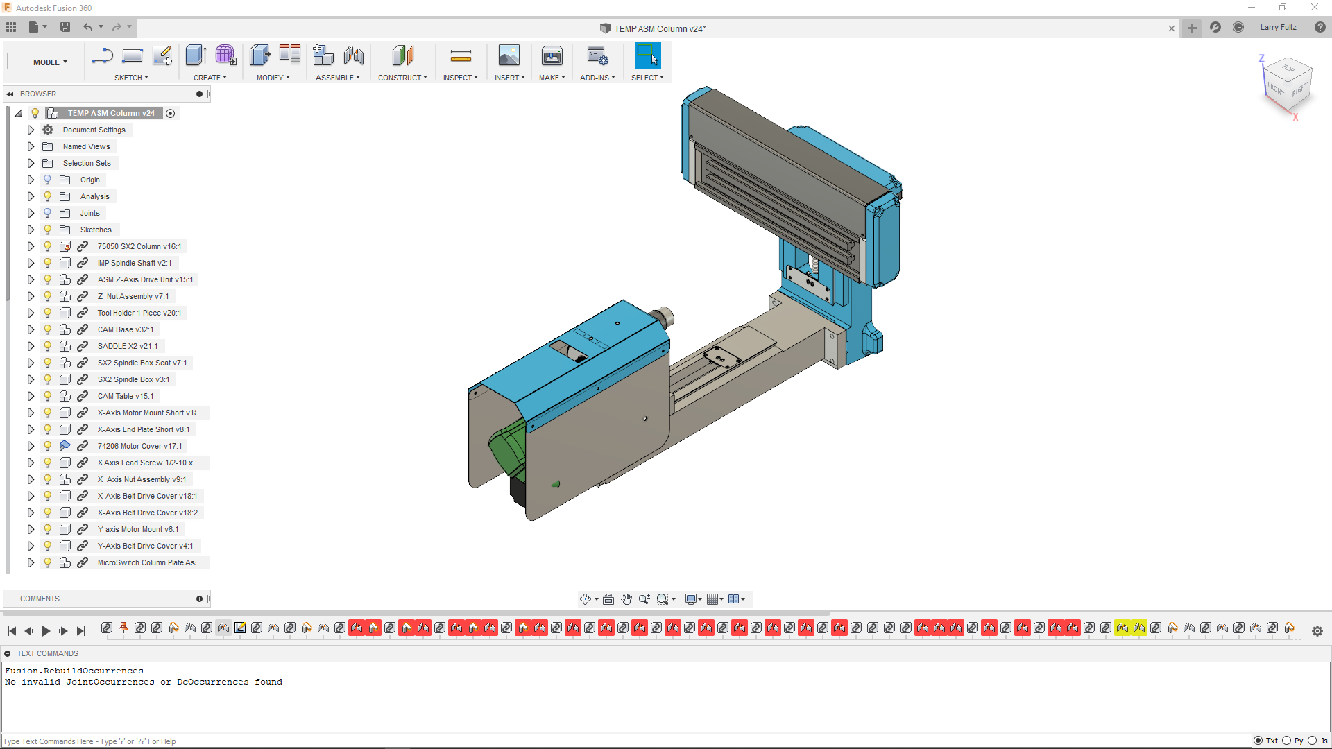 My assembly joints are broken after I updated Fusion 360..
