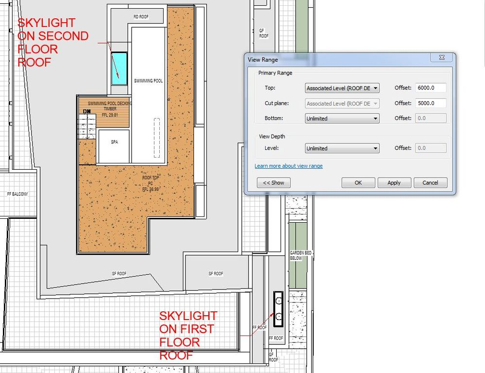 Solved: Skylight Not Showing Properly - Autodesk Community - Revit Products