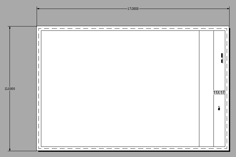 Solved importing layout from template not working scale issues 11x17g maxwellsz