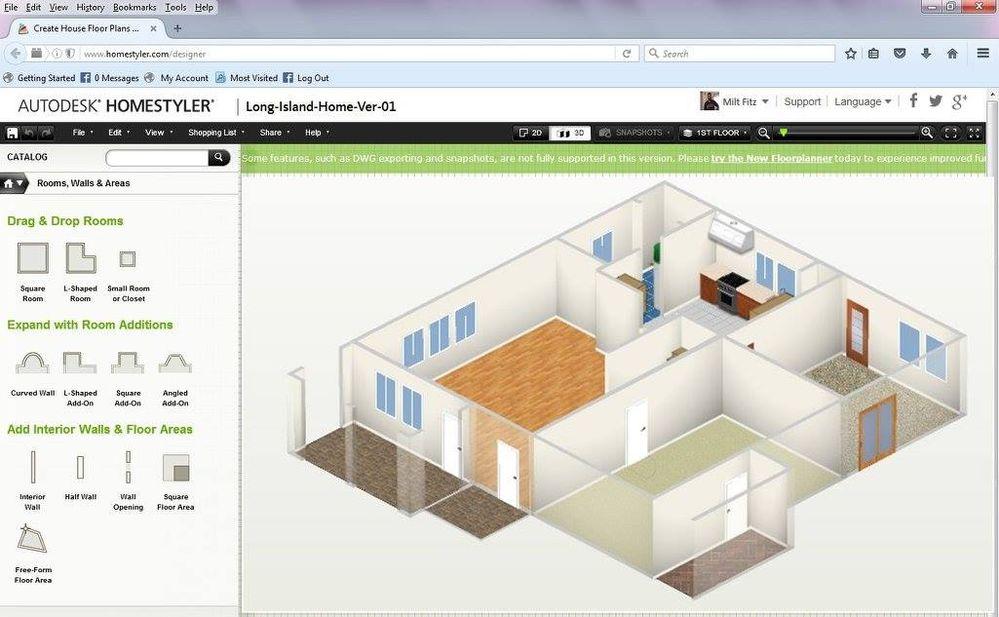 Homestyler Or Something Like It Autodesk Community Community Topics