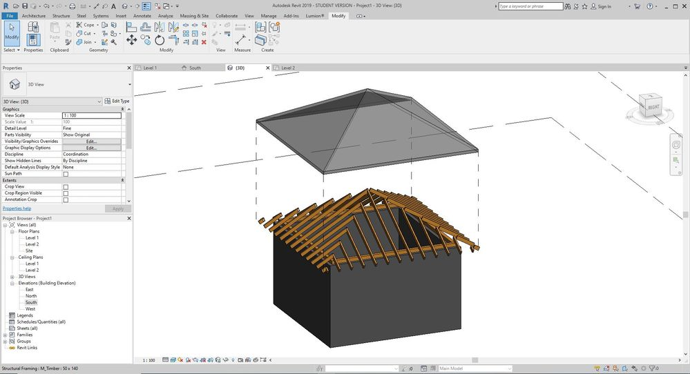 Solved Roof Structure Autodesk Community Revit Products
