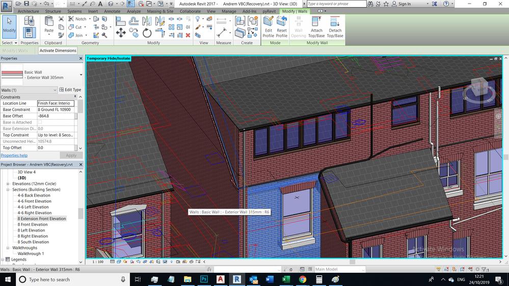 Best Way To Cut Roof Autodesk Community Revit Products