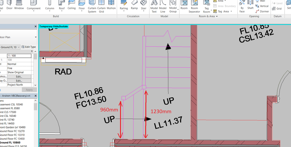 Solved: Staircase With Changing Run Width - Autodesk Community - Revit Products