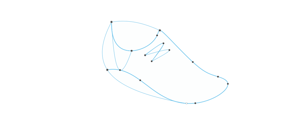 Converting A 2d Sketch Of A Shoe To 3d Product Autodesk Community Fusion 360