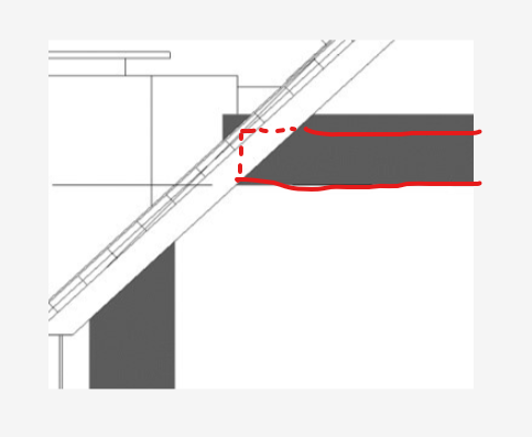 Solved Ceiling To Pitched Roof Junction Autodesk Community Revit Products