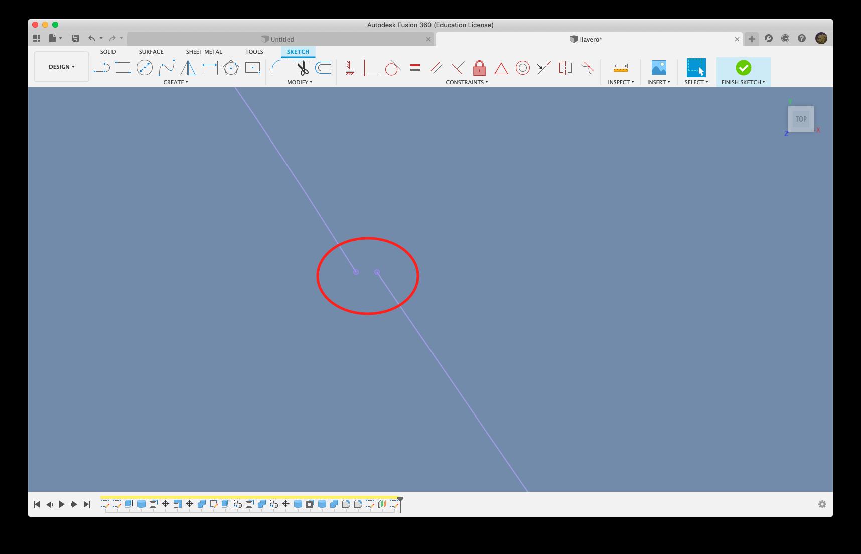 Solved Sketch Selection Problem Autodesk Community Fusion 360