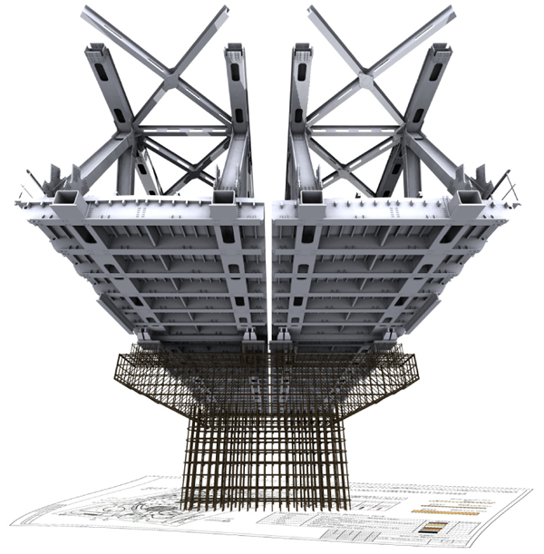 Kонструкция моста