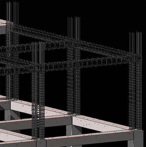 Армирование в Revit Structure