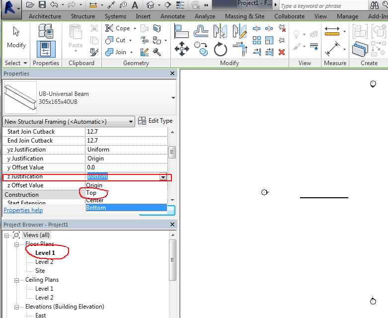 Steel Columns Will Not Show Up On Floor Plans Autodesk Community Revit Products
