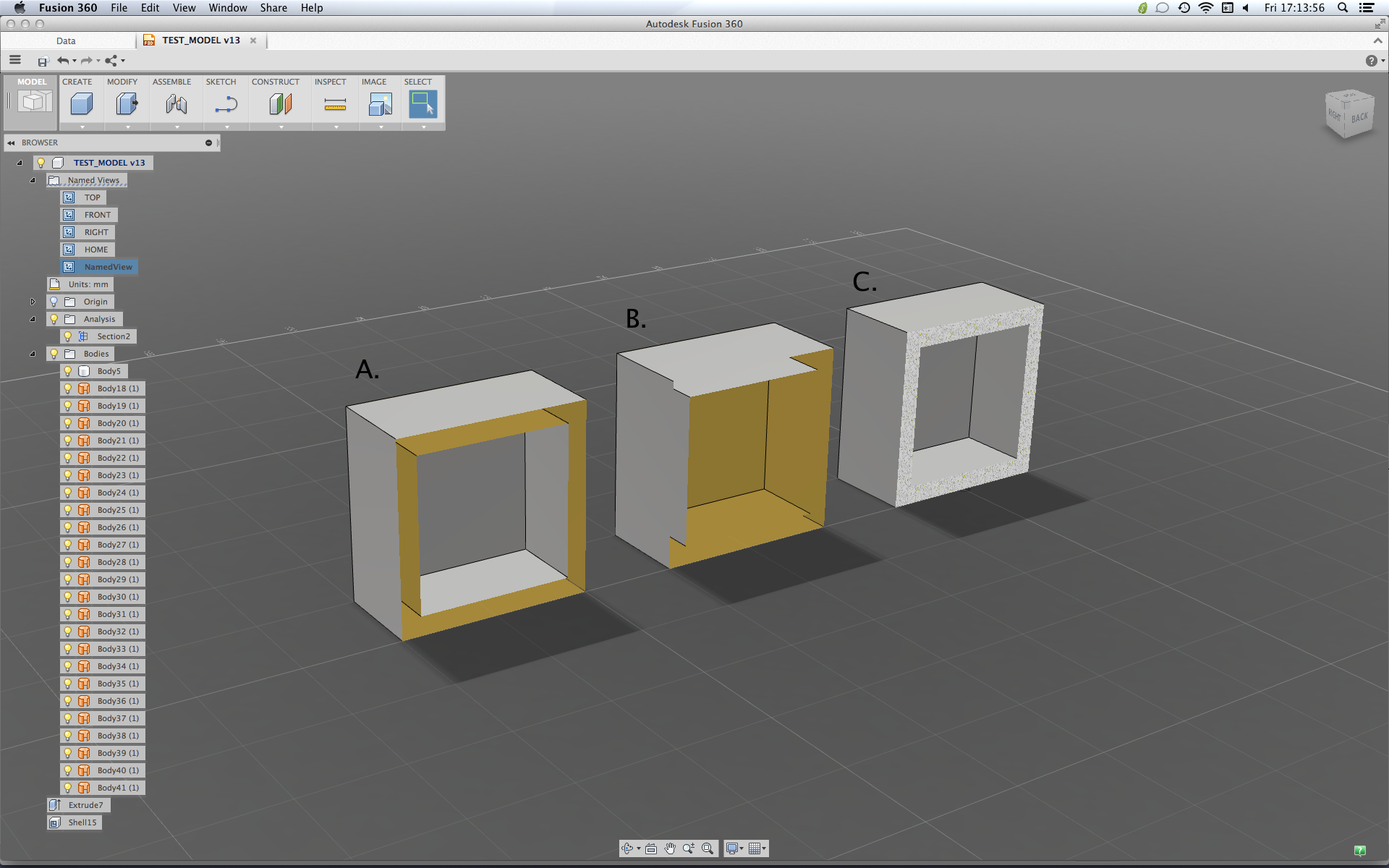 how to move design into another fusion 360