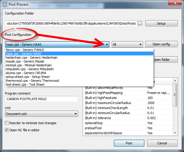 What are Post Processors and how do I get them? - Autodesk Community