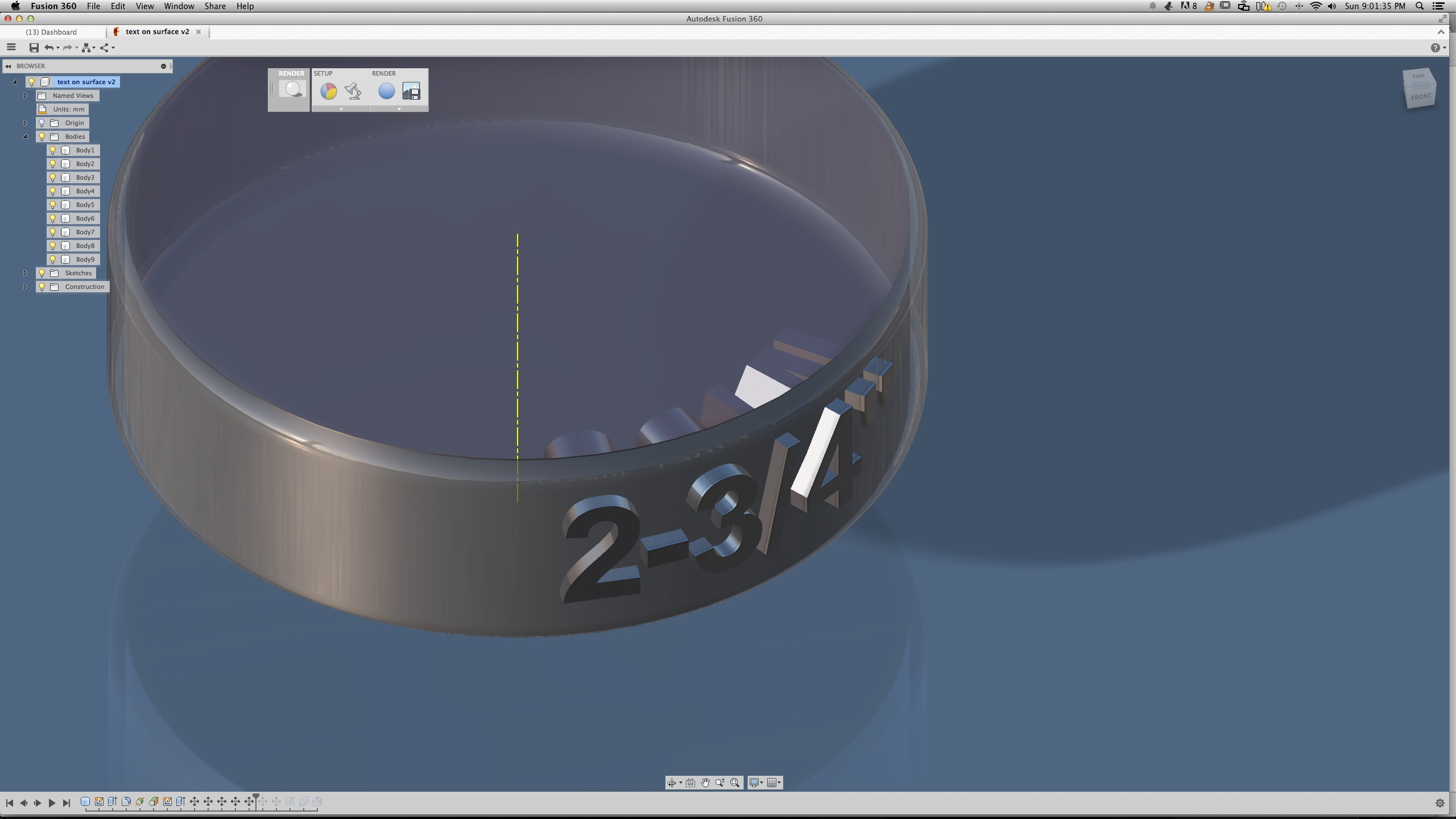how to add rivets autodesk 360 fusion