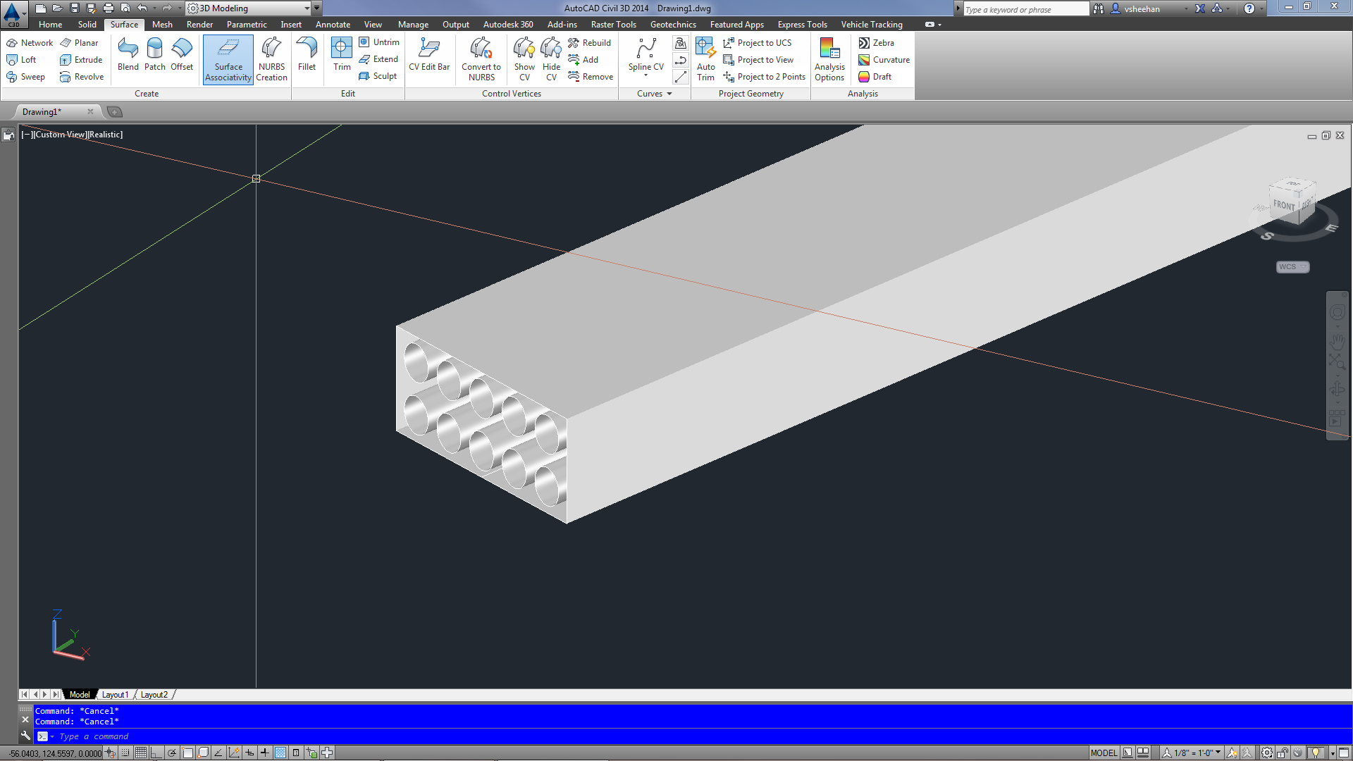 How Can I Draw Underground Ductbanks Using Civil 3d