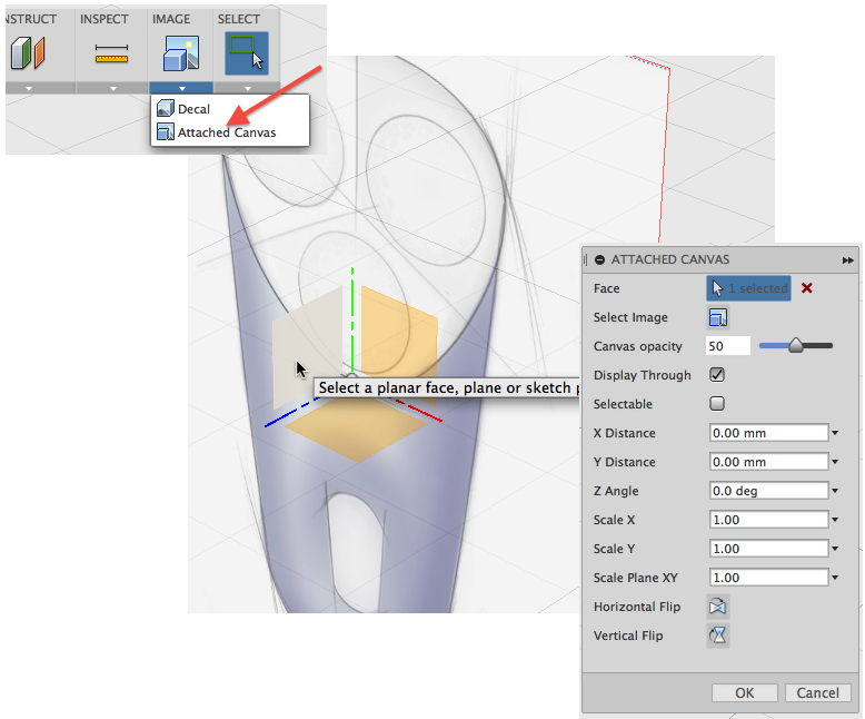 Getting Started with Fusion 360: Start with concept images