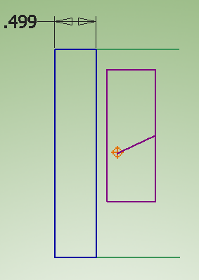 solidworks how to turn off sketch centre marks