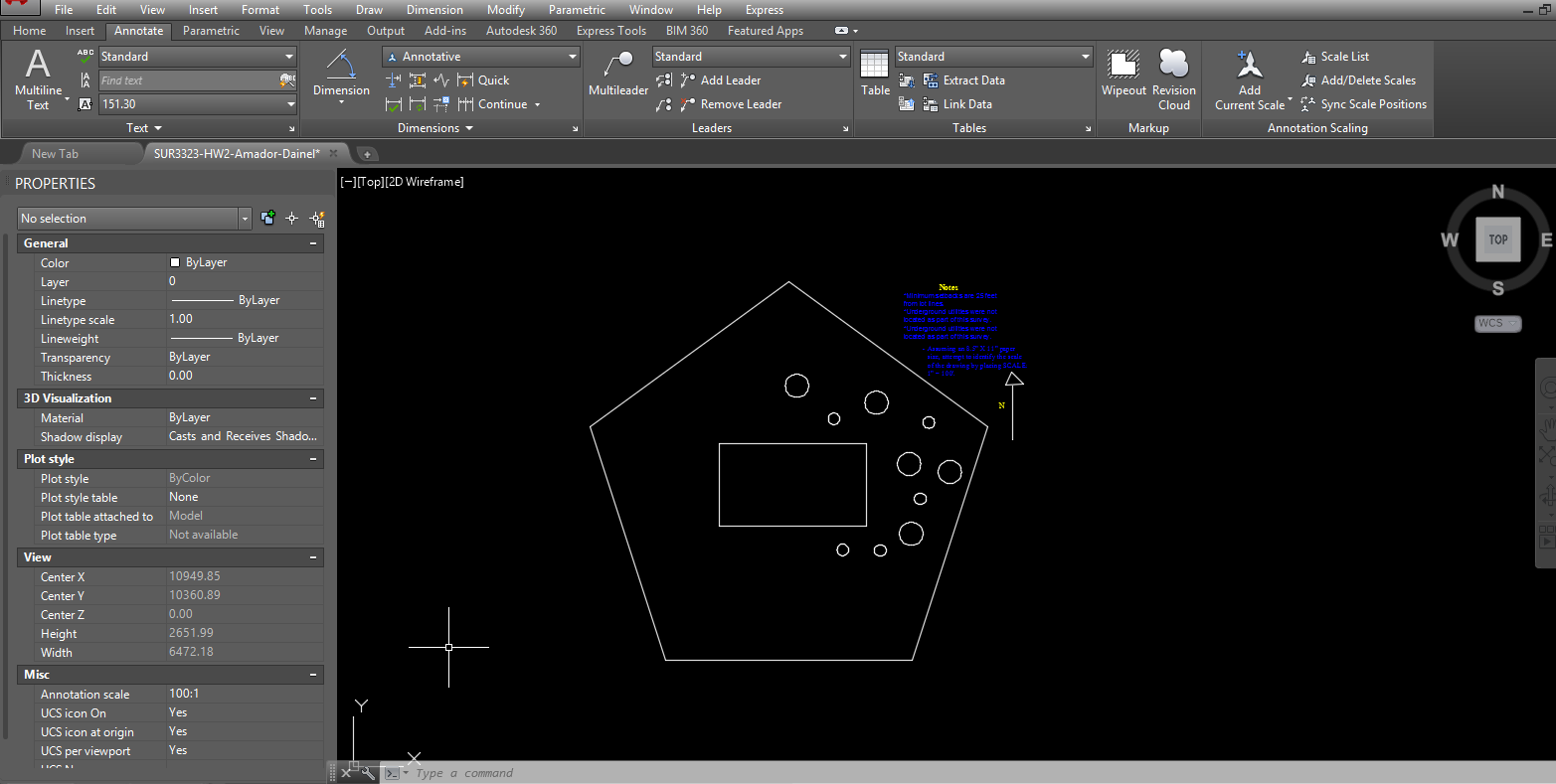CAD Forum  Slope hatches batter lines in AutoCAD