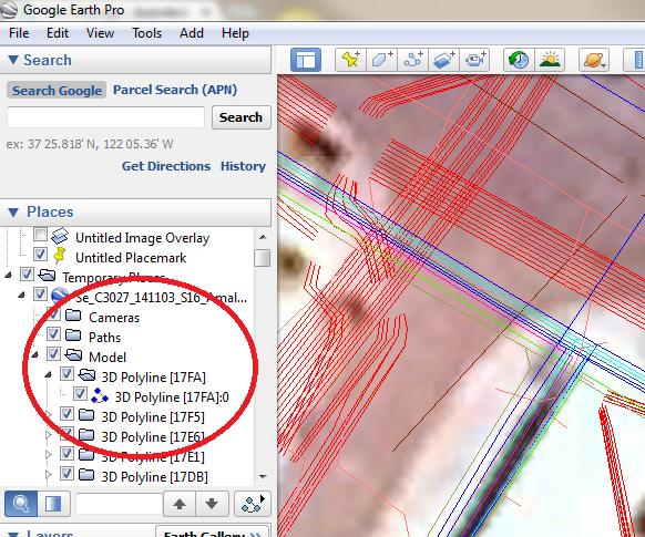 Google Earth Layer Export - Autodesk Community- Civil 3D