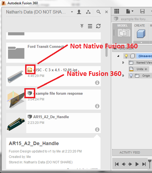 Data Exchange in Fusion 360 – Part 1 - Fusion 360 Blog