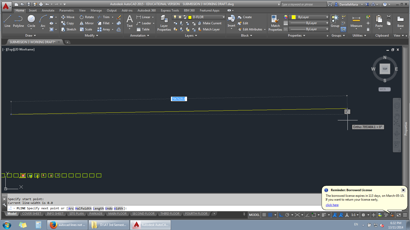 Line Drawing In Autocad : Solved ortho does not draw straight lines autodesk