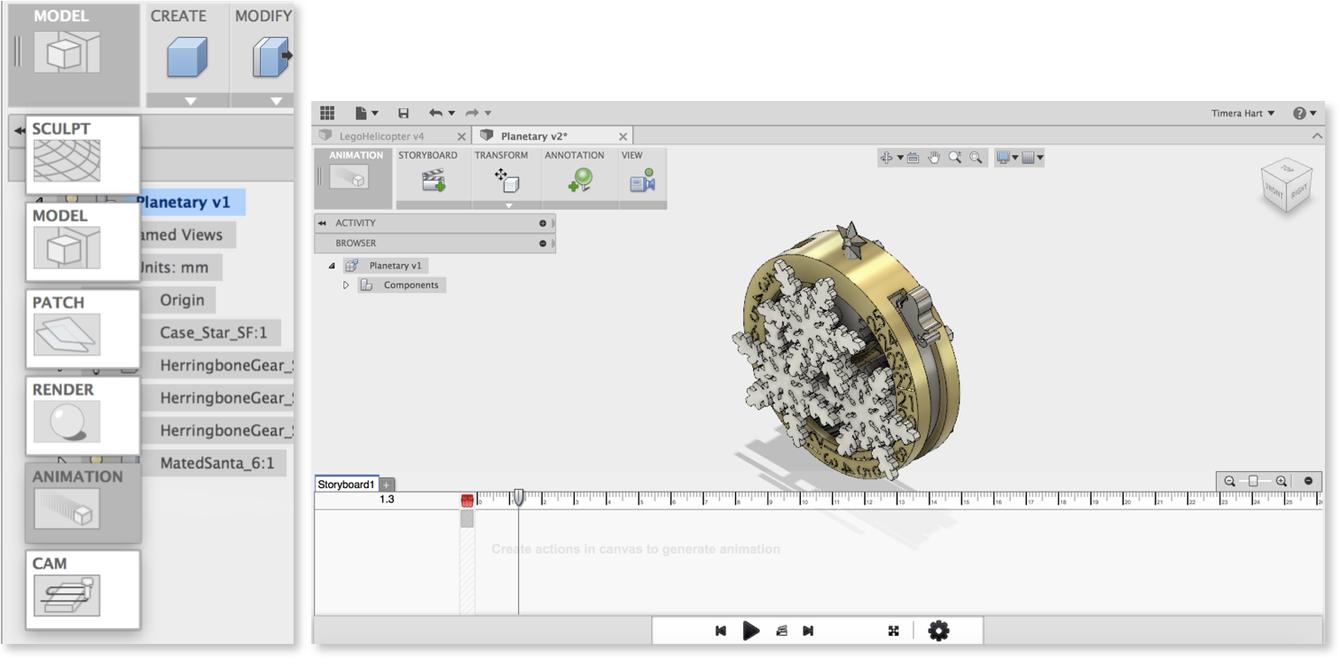 Fusion 360 Animation Deep-dive - Fusion 360 Blog