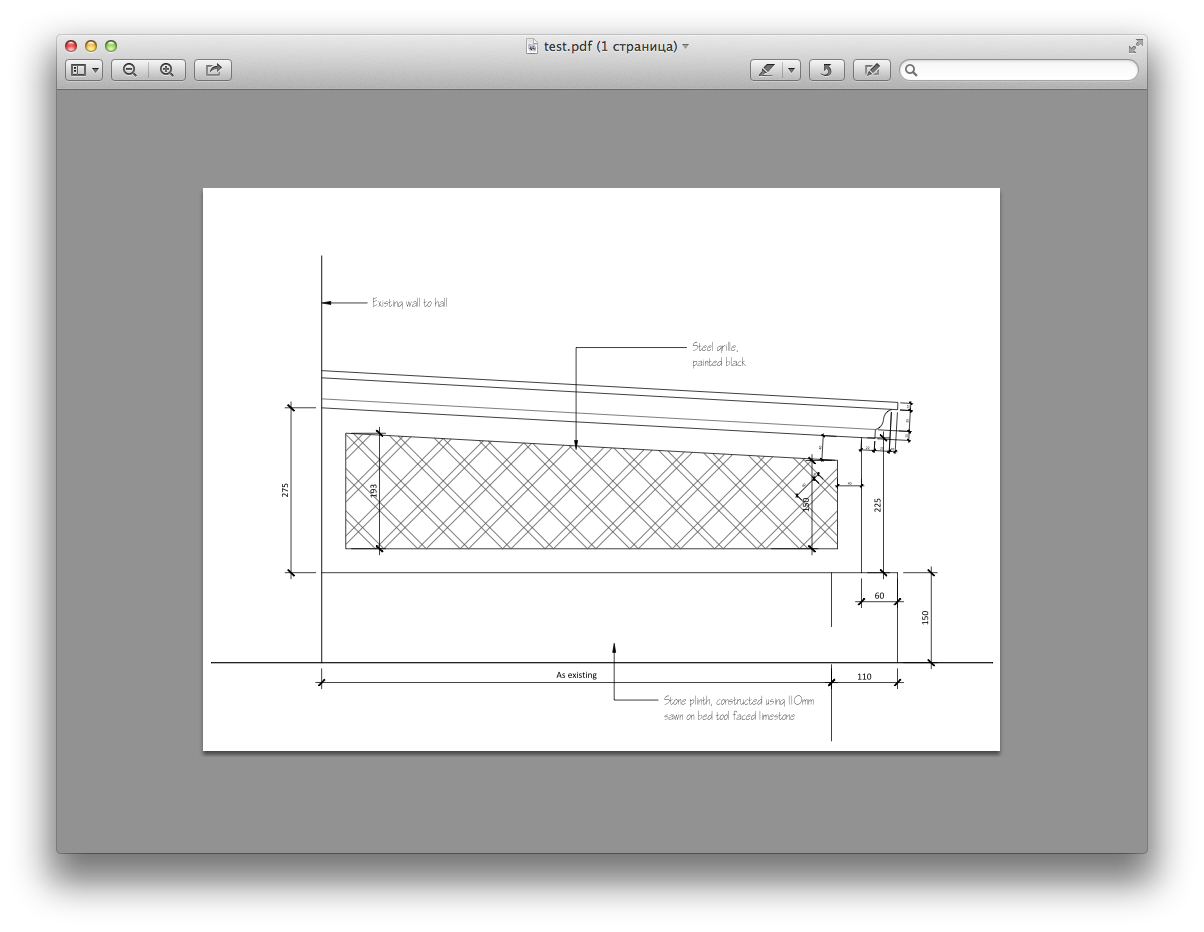 Drawing missing lines when viewed in Preview - Autodesk ...
