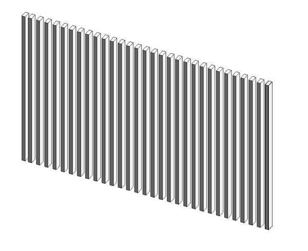 Solved How To Make Wall Wooden Strips Autodesk Community