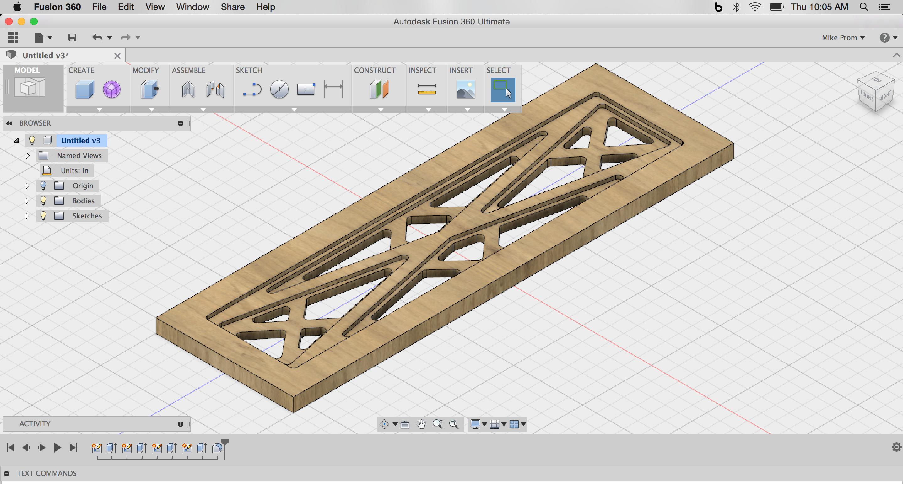Fusion 360 For Woodworking