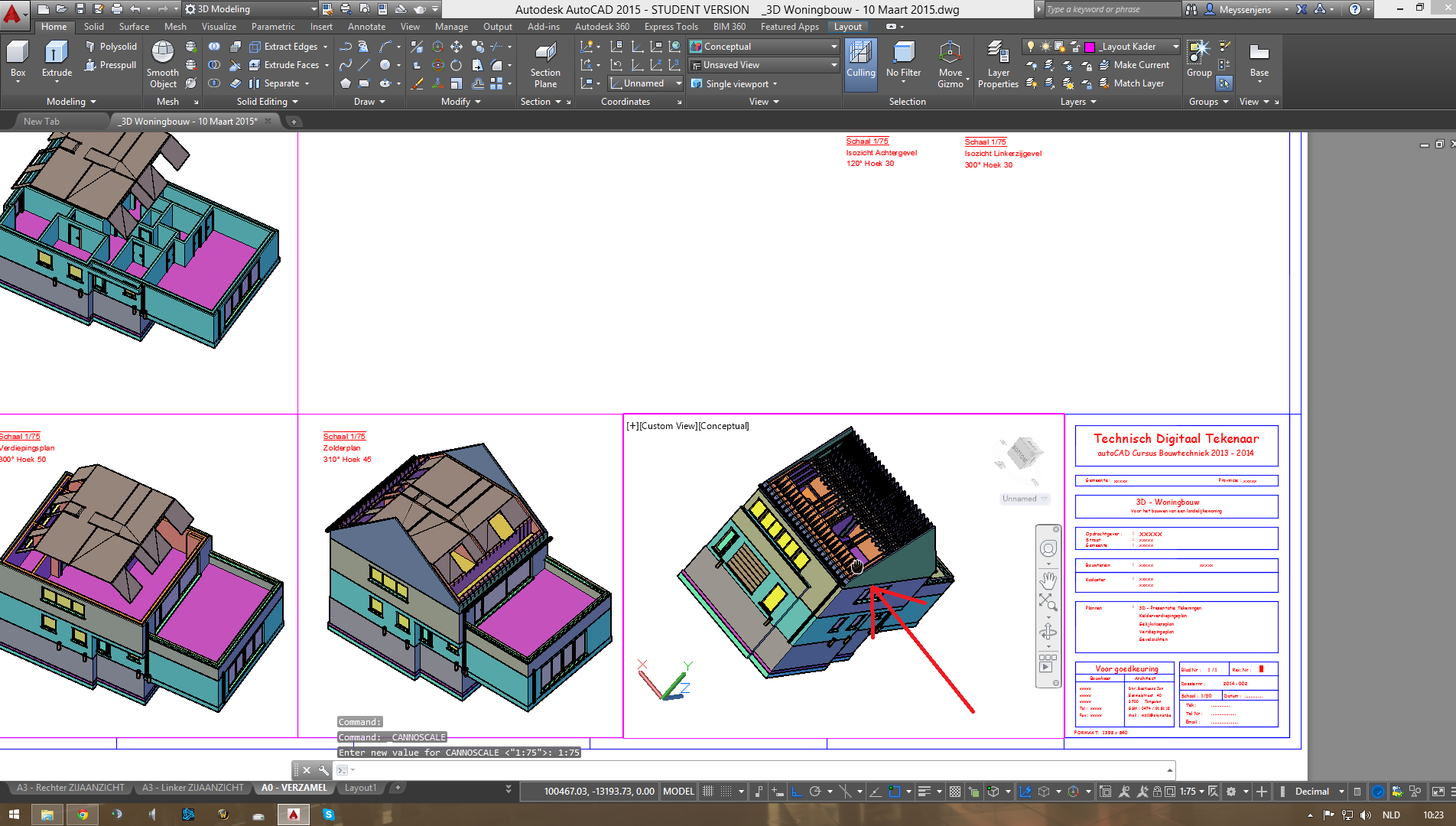 how to get autocad for free student