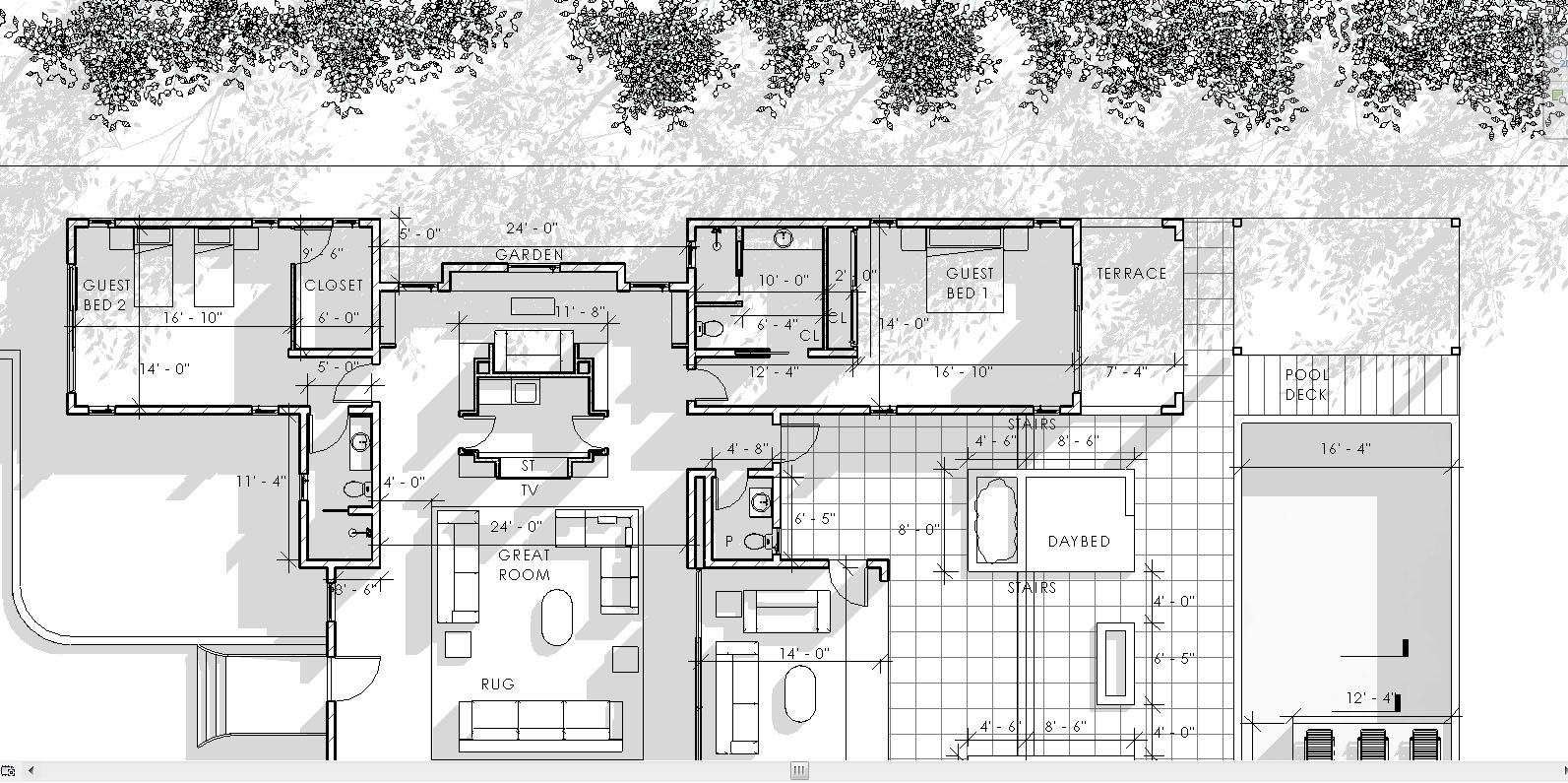Autodesk Floor Plan Solved Shadows Problem Autodesk Community