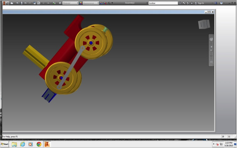 Inventor Ribbon Is Missing Autodesk Community Inventor