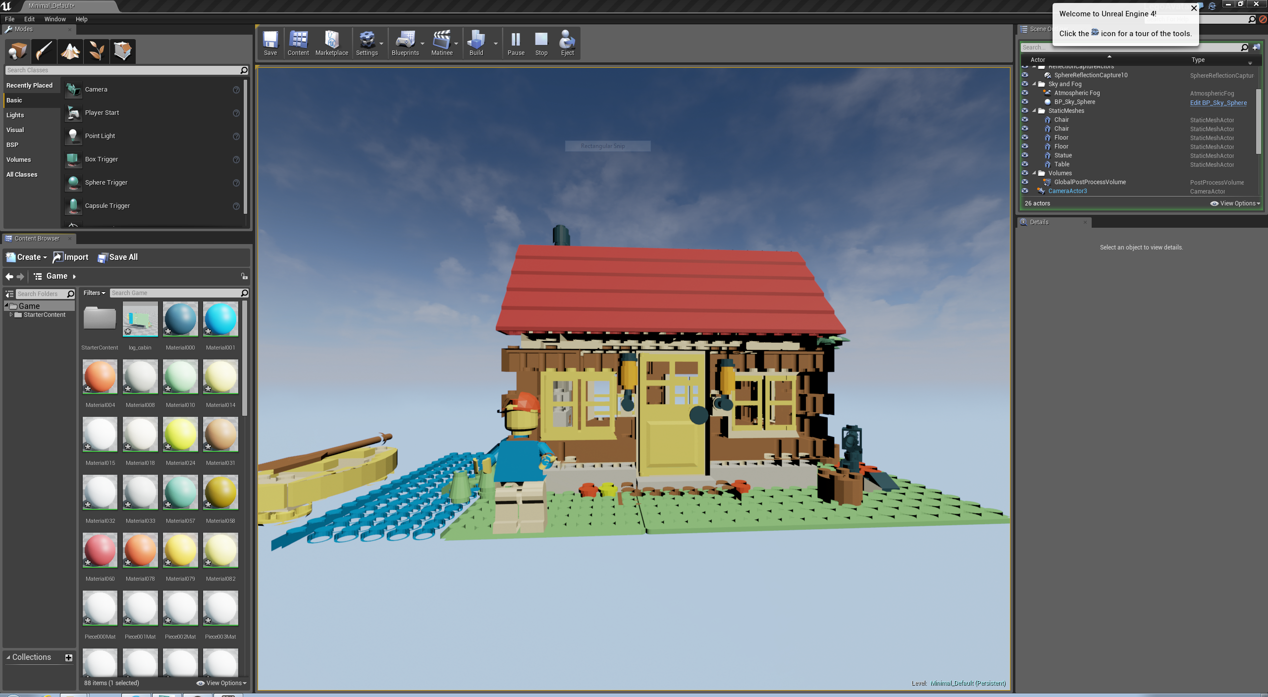 Solved: Poor quality render on Unreal Engine with Object ( obj) from