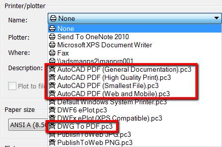 AutoCAD 2016 DWG To PDF Text Masks Printing Black