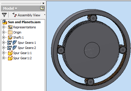 fusion 360 how to make gears