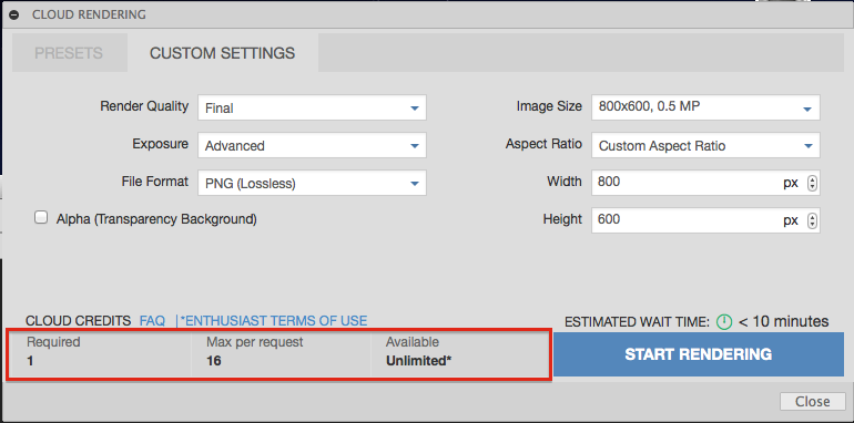 design validate document match feature settings