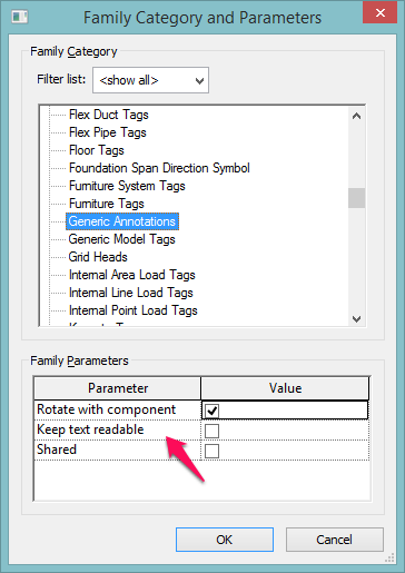 How to rotate wall tag upside down - Autodesk Community