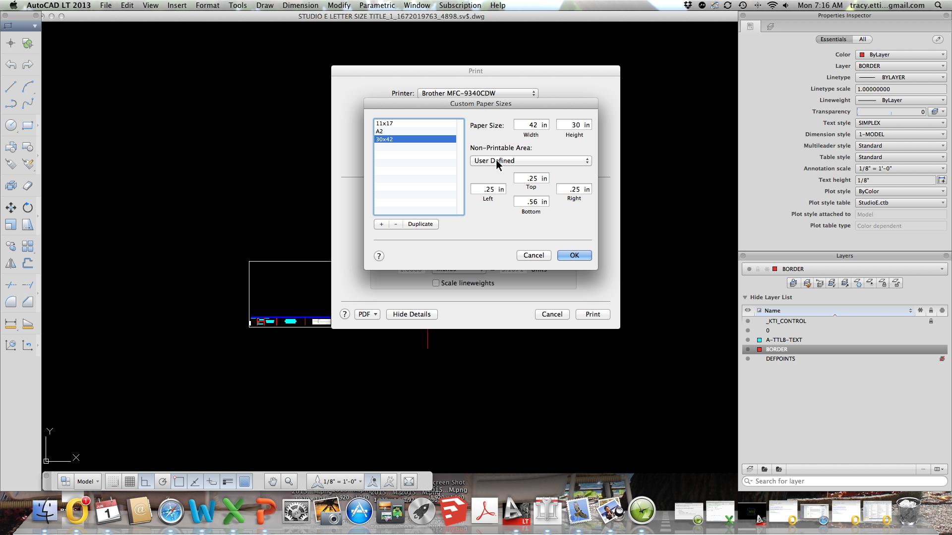 setup adobe pdf printer mac