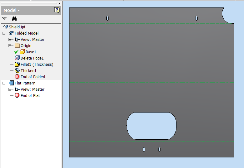 Solved Autocad Cadworx Solid To Flat Pattern Autodesk