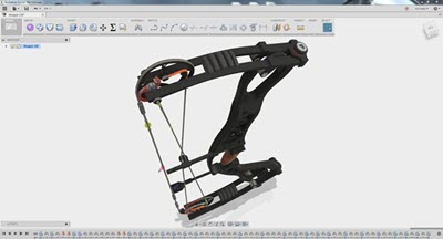 Model of the Month - June - Fusion 360 Blog