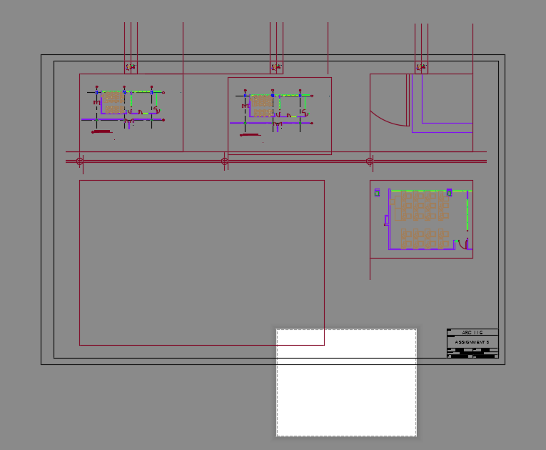 Locking a single Viewport - Autodesk Community