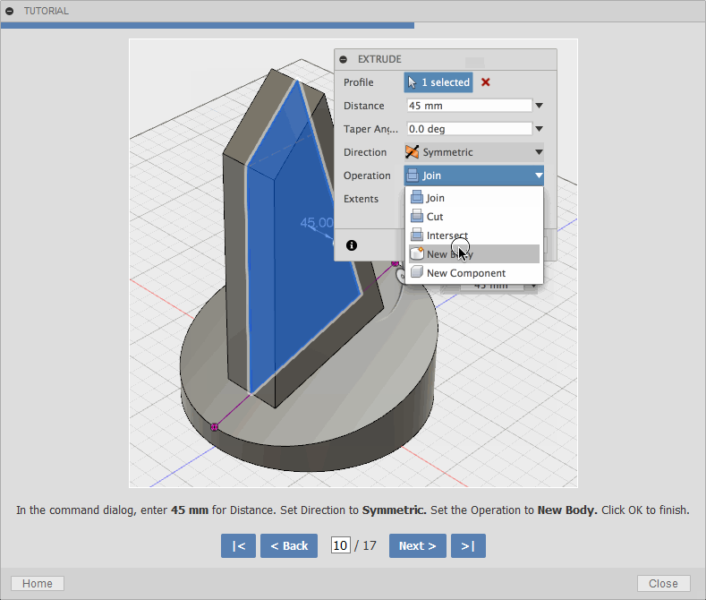 Fusion 360 tutorial bugs - 3 problems with the step-by-step