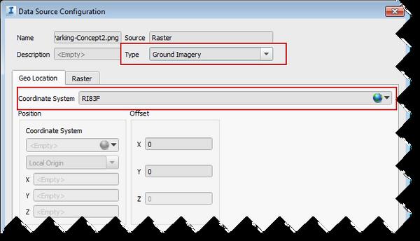 AutoCAD Linework to InfraWorks 360-Method 1: Raster