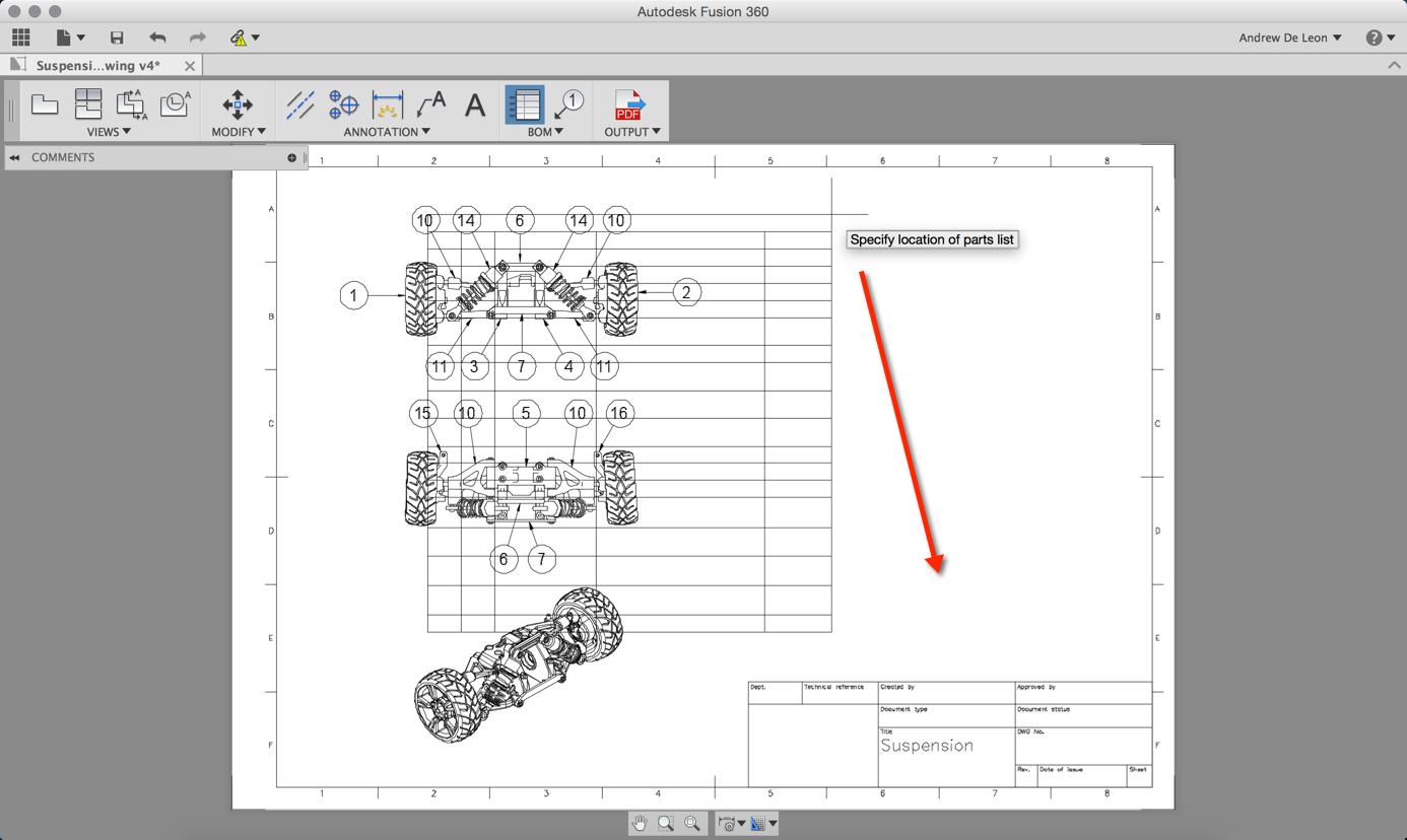 Solved: Custom Drawing Title Block - Autodesk Community