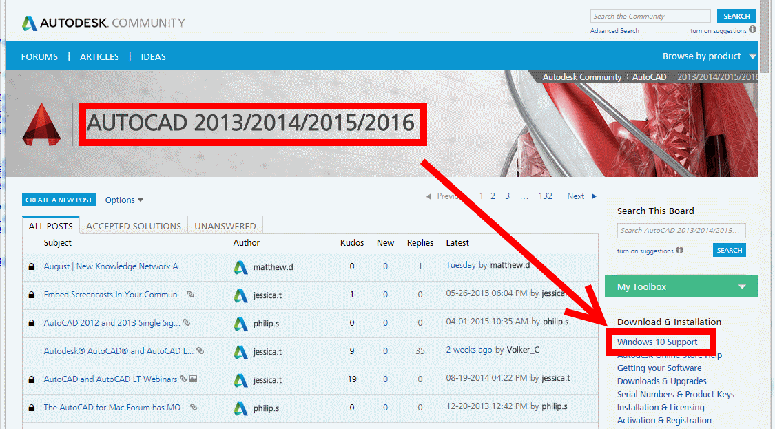 AutoCAD freezes up in home page, Windows 10 - Autodesk Community