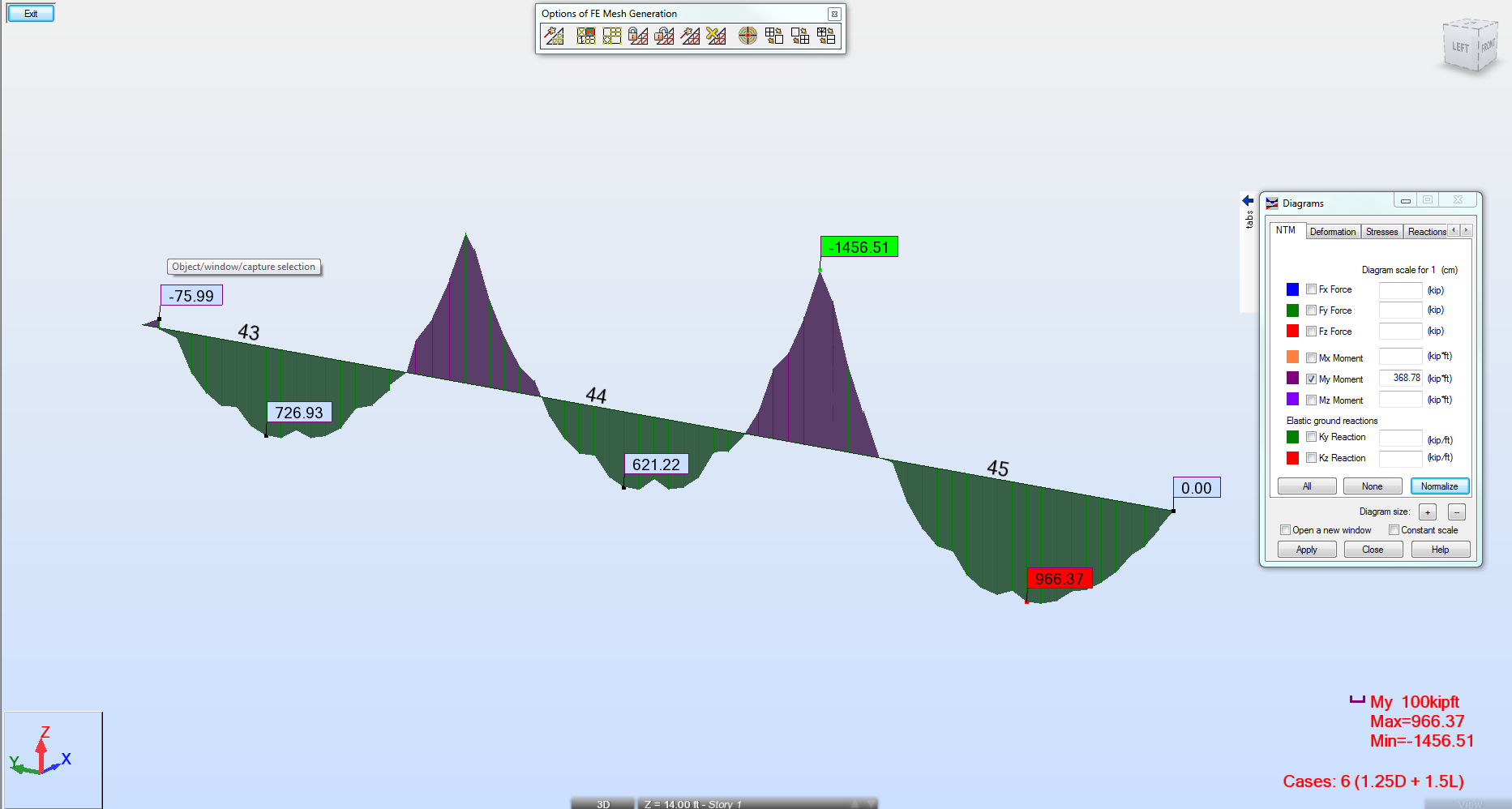 Solved shear and moment diagram looks strange autodesk community moment updatedg pooptronica Choice Image
